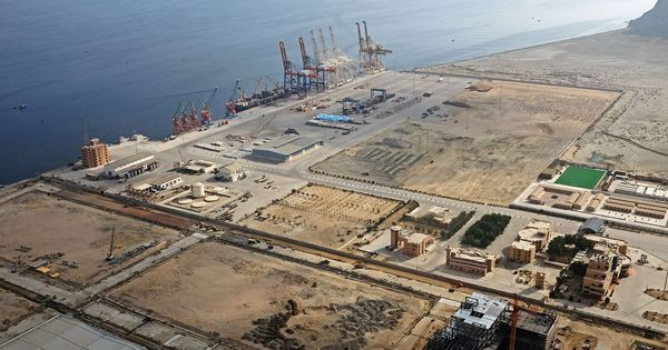 Pakistan's parched Gwadar port wants to be the 'next Dubai' – but has to fix its water problem first