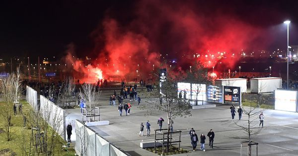 Uefa charges Lyon with racist behaviour, crowd disturbances during CSKA Moscow match