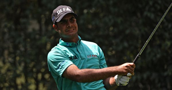 The Open: Shubhankar Sharma settles for even par third round to be tied at 56th spot