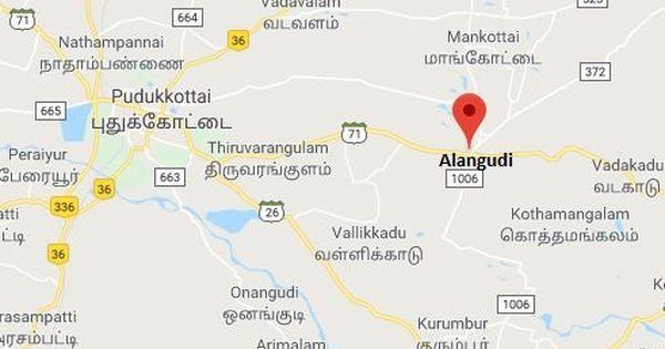 Another Periyar statue vandalised in Tamil Nadu's Pudukottai