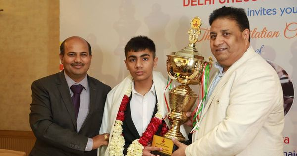 Chess: Delhi boy Prithu Gupta earns his 1st Grandmaster norm at age 13