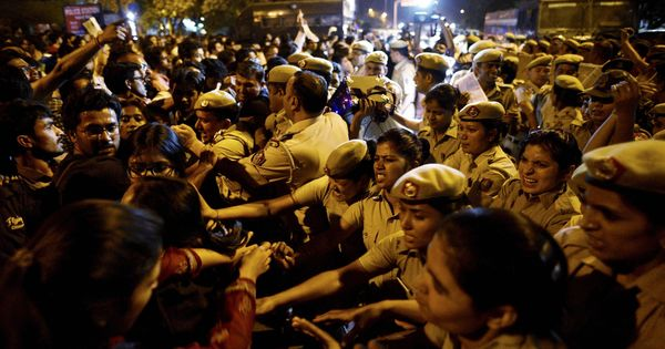 JNU professor accused of sexual misconduct was arrested four days after FIR, got bail in 80 minutes