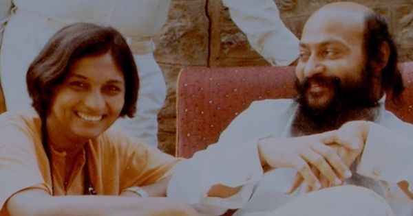 In this series on godman's Rajneesh's American misadventure, unlimited drama but limited insight