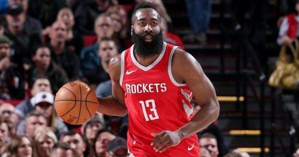NBA: James Harden's 42 points help Rockets snap Trail Blazers' 13-game winning streak