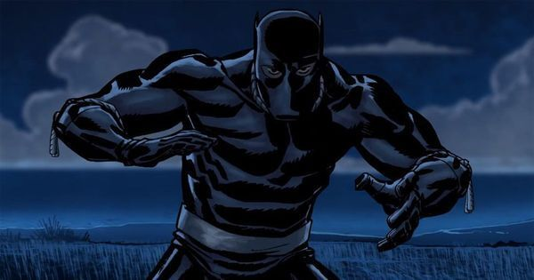 Watch: The Wakandans of 'Black Panther' unite for an animated TV series