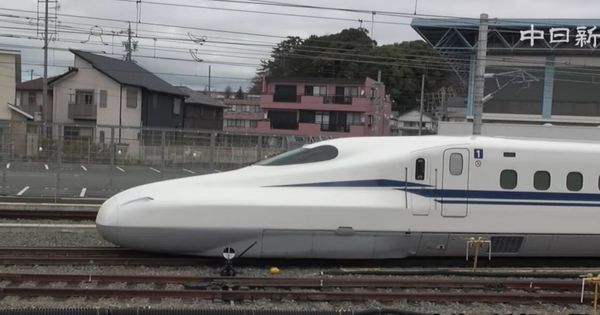 Watch: Japan just revealed a 'Supreme' version of its legendary bullet train. (Will India get this?)