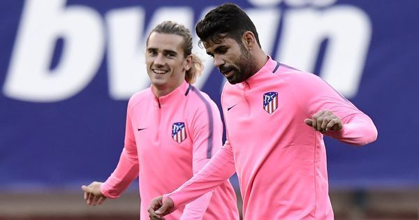 'Best for him is to stay': Costa does not want Griezmann to leave Atletico Madrid