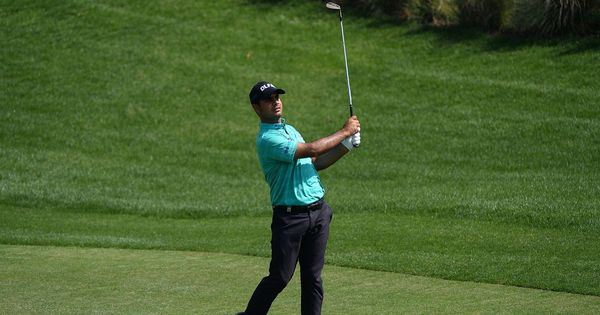 Shubhankar battles hard but loses first-round clash to Sergio Garcia in WGC Match-Play C'ships