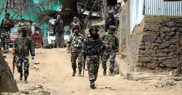 कुपवाड़ा मुठभेड़ में मारे गए पांचों आतंकी विदेशी थे : पुलिस