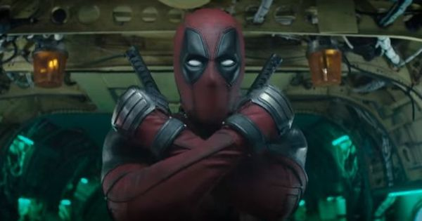 Trailer talk: Ryan Reynolds is fighting dirty in 'Deadpool 2'