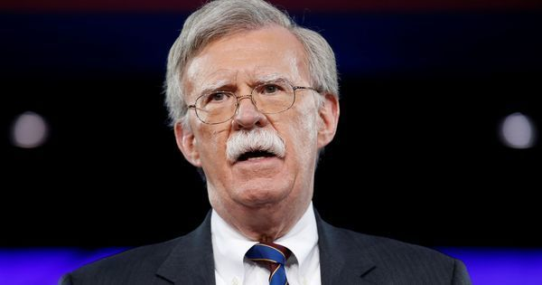 Donald Trump appoints former US Ambassador to UN John Bolton as national security advisor