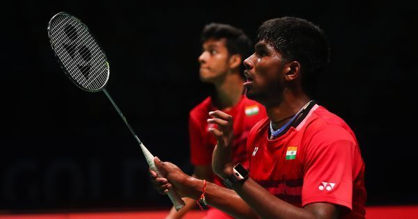 Coronavirus: India's badminton doubles specialist Satwiksairaj tests positive