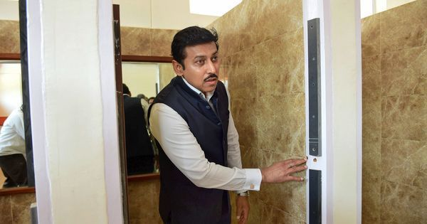 Quality of facilities at SAI Bengaluru 'the worst I've ever seen,' says Sports Minister Rathore