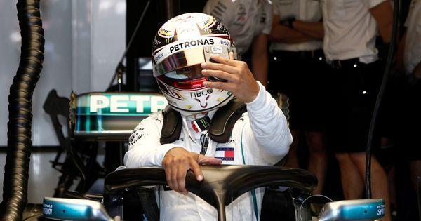 Formula One: Lewis Hamilton dominates practice ahead of season-opening Australian Grand Prix