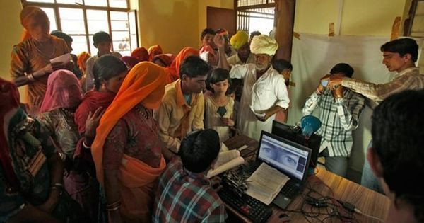 A domestic worker versus India's Aadhaar system: Who will win this unequal battle?