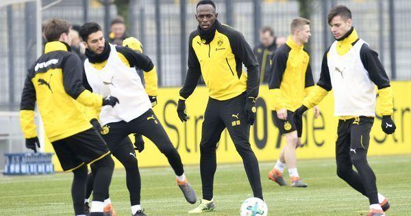 Usain Bolt to undergo trials with Australian football club Central Coast Mariners