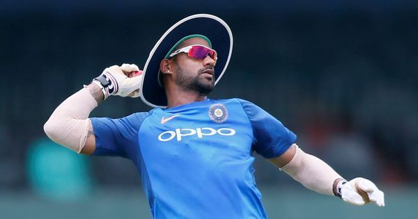 India need to start preparing early for England tour: Shikhar Dhawan