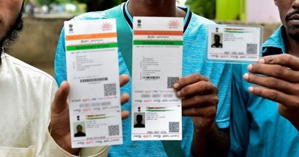 Government website leaked 1.3 lakh Aadhaar numbers, linked them with caste, religion: Researcher