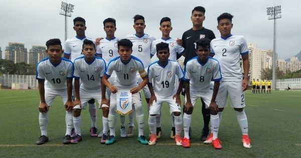 India Under-16 team beat Singapore U-17 in Hong Kong invitational tournament