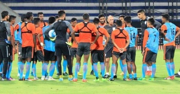 India football coach Stephen Constantine announces 24-member squad for Kyrgyz Republic