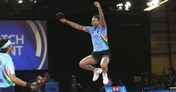 We have a chance to win gold at the Commonwealth Games, says paddler Anthony Amalraj