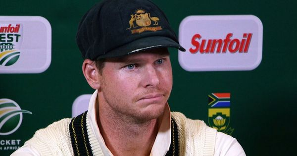 'I meant what I said about taking full responsibility': Steve Smith will not challenge one-year ban
