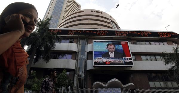 Sensex loses 232 points in fifth straight session of decline to close at one-month low
