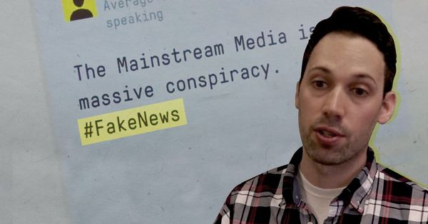 Video: Meet the man who has created a fake news game called 'Bad News'