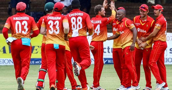 Cricket: Zimbabwe and Nepal readmitted as ICC council members
