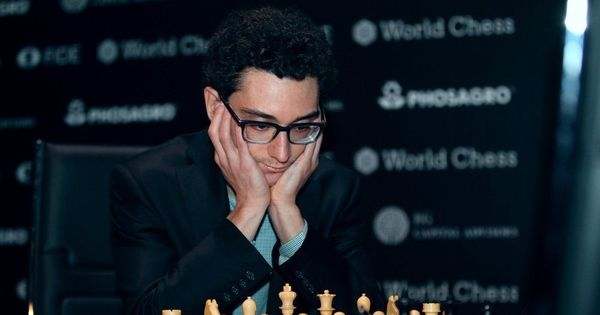 Fabio Caruana leads by half a point after penultimate round of Candidates Chess