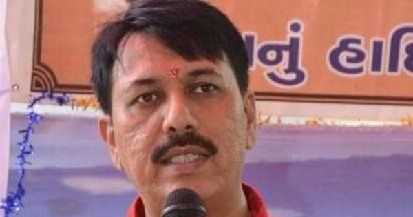 Congress appoints Amit Chavda chief of party unit in Gujarat