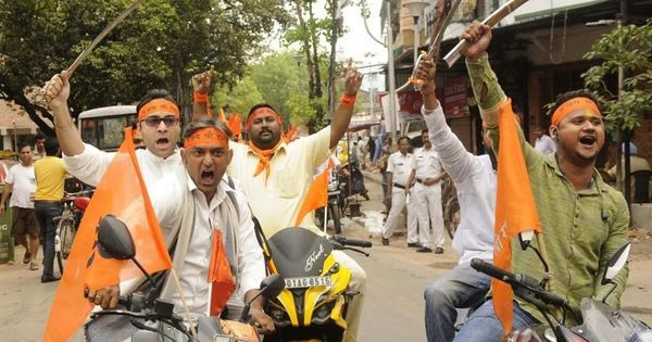 The BJP's perilous descent from Hindu appeasement to incitement