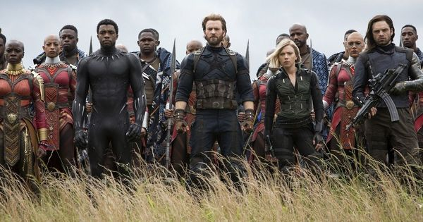 Photos: All the key players in 'Avengers: Infinity War'