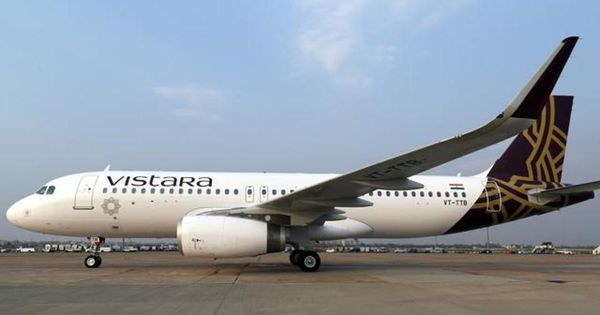 Vistara offers a festive season sale with fares starting at Rs 1,199 till 11th October