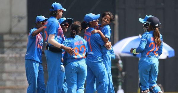 A month before World T20, ICC launches women's T20I team rankings with India ranked fifth