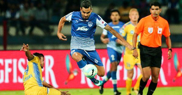 Bengaluru FC midfielder Dimas Delgado gets one-year contract extension