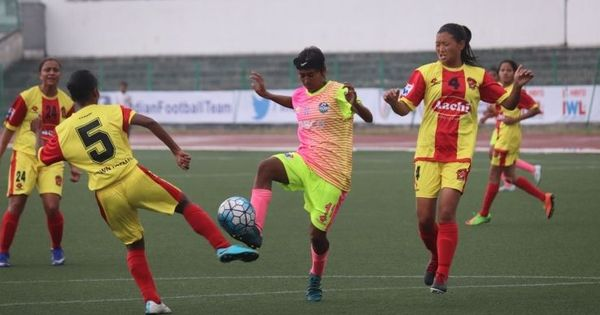 Sethu FC notch first win of Indian Women's League 2018 with 2-0 victory over Gokulam