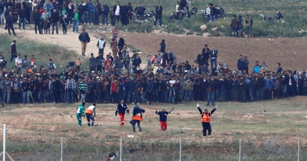 Gaza protests: 16 Palestinians killed, over thousand injured in violent 'March of Return' to Israel