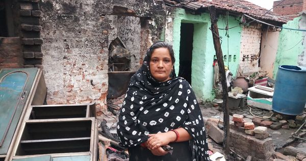 Bengal communal clashes provided the perfect cover for mobs to loot shops and ransack homes