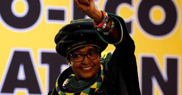 South Africa: Anti-apartheid activist Winnie Madikizela-Mandela dies at 81