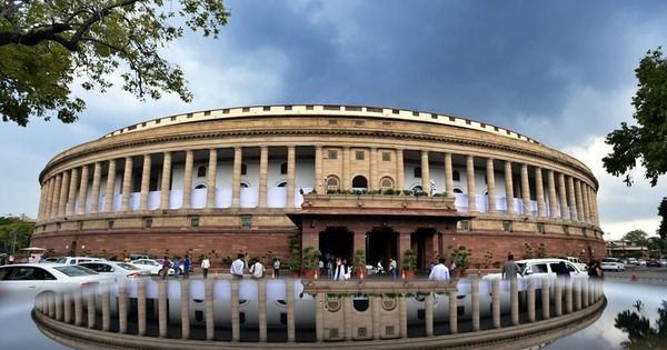 Monsoon Session of the Parliament to be held from July 18 to August 10