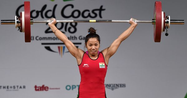 Indian Weightlifting Federation recommends 2018 Khel Ratna recipient Mirabai Chanu For Arjuna award