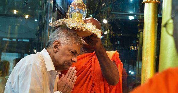 Sri Lankan Prime Minister Wickremesinghe wins crucial trust vote but cracks in coalition remain