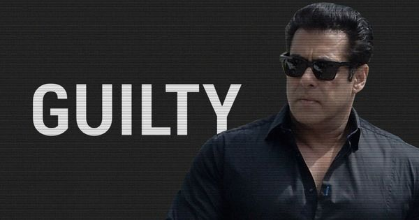 Video: Salman Khan convicted in blackbuck poaching case, sentenced to 5 years in jail