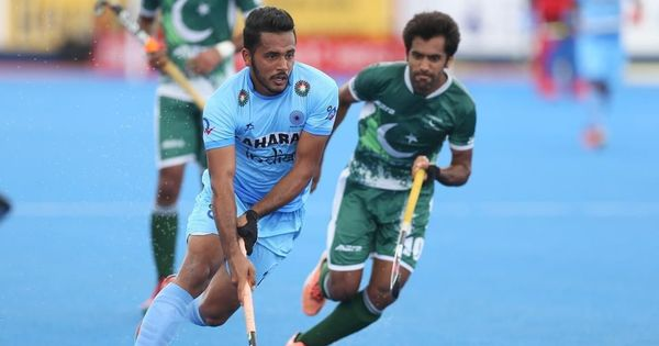 FIH considering playing India-Pakistan tie in Europe if rivals meet in Olympic qualifying tournament