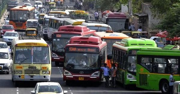 Delhi: 7,219 buses penalised in last six years for flouting pollution control norms, says minister