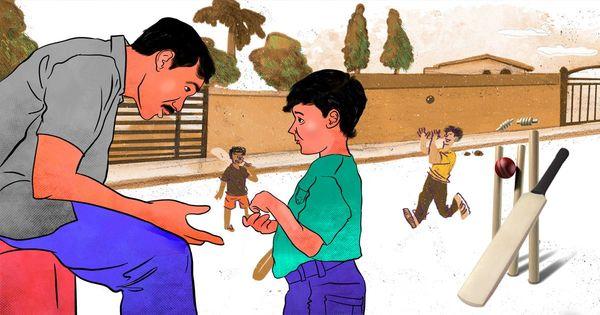 'क्रिकेट की लत और क्रिकेट के खेल का अंतर समझ में आना मेरे बचपन की सबसे खूबसूरत घटना है'