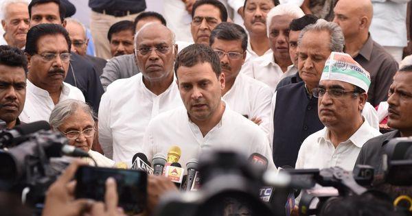 महाभियोग प्रस्ताव खारिज होने के बाद भी कांग्रेस अंदर ही अंदर खुश क्यों है?
