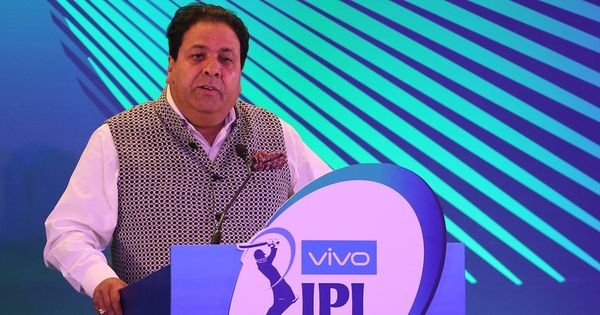 IPL chairman Rajeev Shukla's aide Akram Saifi steps down following UPCA bribery scandal