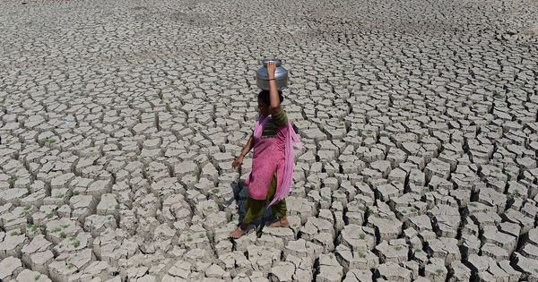 India is facing the worst water crisis in its history, says NITI Aayog report